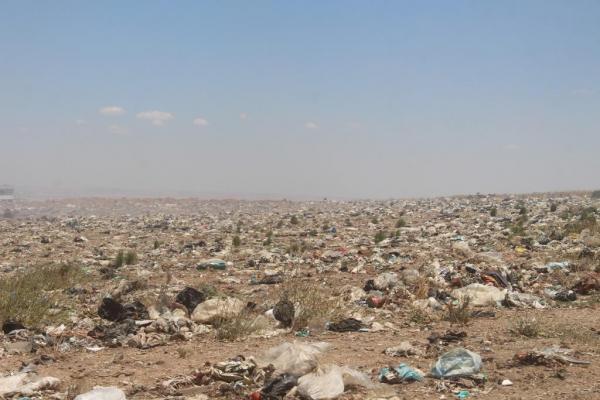كوباني.. دراسة لتحويل مكبّات النّفايات إلى معامل لتدويرها