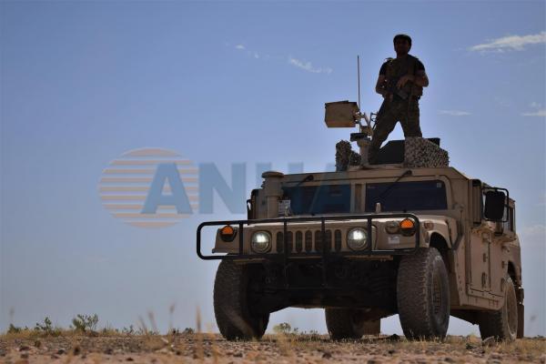 حملة (ردع الإرهاب) تتقدم 50 كم وتداهم عدة أوكار لخلايا داعش