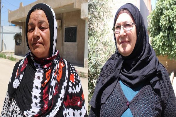 نساء: لن نهدأ حتى نحرر القائد عبد الله أوجلان