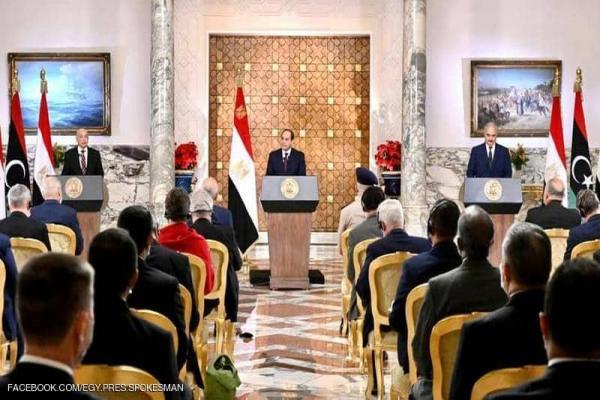 ترحيب روسي أمريكي بمبادرة القاهرة بشأن ليبيا