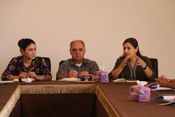 هيئة الإدارات المحلية: الوضع ينذر بكارثة إنسانية وعلى المنظمات الدولية التحرك بشكل عاجل