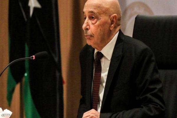 رئيس البرلمان الليبي يؤكد من موسكو أن حكومة السراج غير شرعية