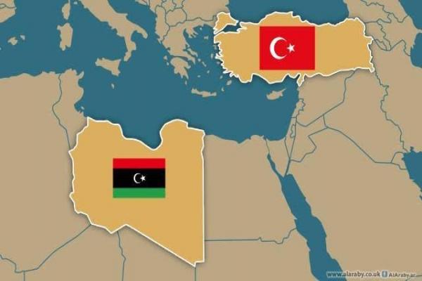 وزير الدفاع التركي ورئيس الأركان في طرابلس!