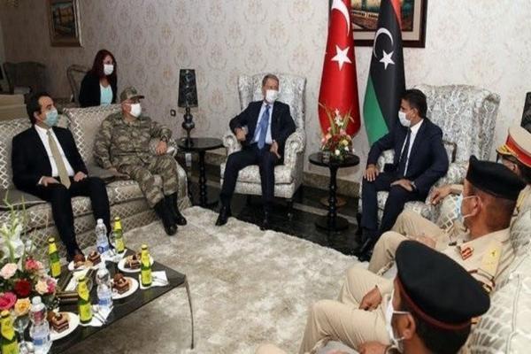 اتفاقية تركية مع الوفاق لضمان مصالح أنقرة في ليبيا