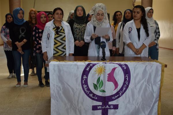 لتفادي انتشار الأمراض السارية... مناشدة للمنظمات من قبل وقفة المرأة