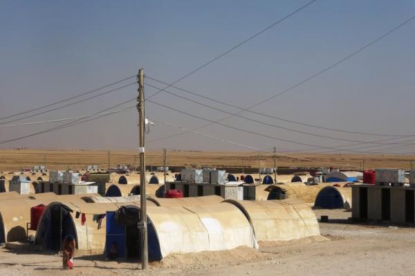 مخيم مُهجّري كري سبي يستكمل مرحلته الثانية ويخطط للثالثة لاستيعاب عدد أكبر من المُهجّرين