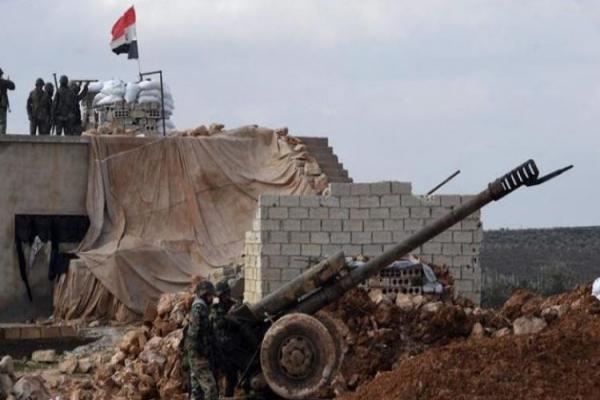 القوات الحكومية تقصف 8 بلدات في ريف إدلب