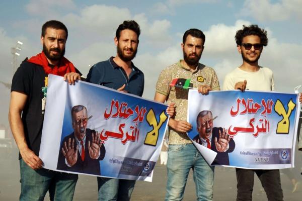 من سوريا إلى ليبيا.. مسميات وطنية لترسيخ الاحتلال التركي