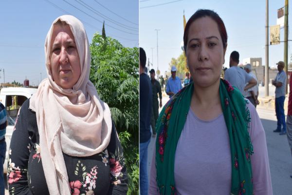 ׳تركيا تسعى إلى شلّ الحركات النسائية وسنُفشل هذه المساعي بنضالنا ومقاومتنا׳