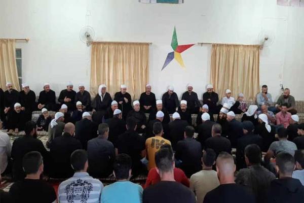 حركة رجال الكرامة: سنقف في وجه النهج الظالم للحكومة السورية في السويداء