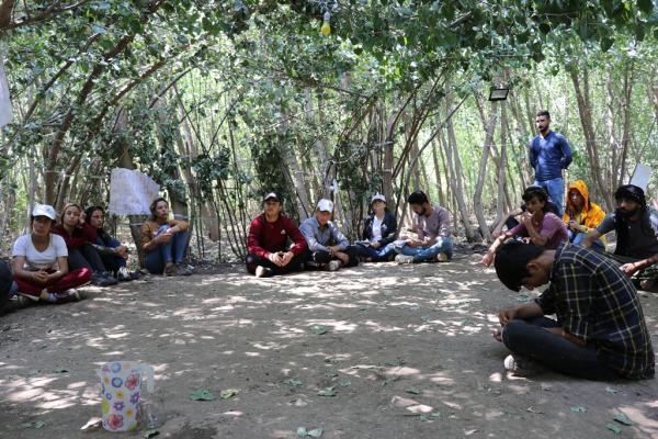 أول معسكر صيفي لشبيبة إقليم الجزيرة لتنمية مواهبهم