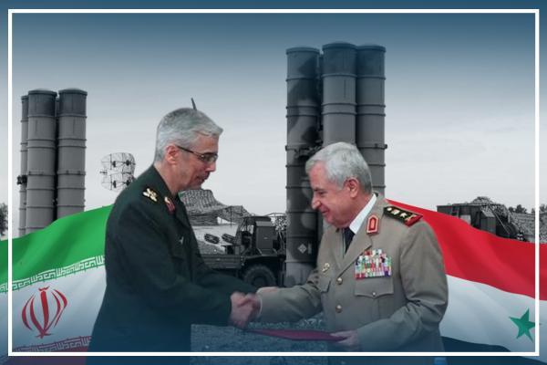 الاتفاقية العسكرية بين إيران والحكومة السورية.. الأسباب ودلالات التوقيت