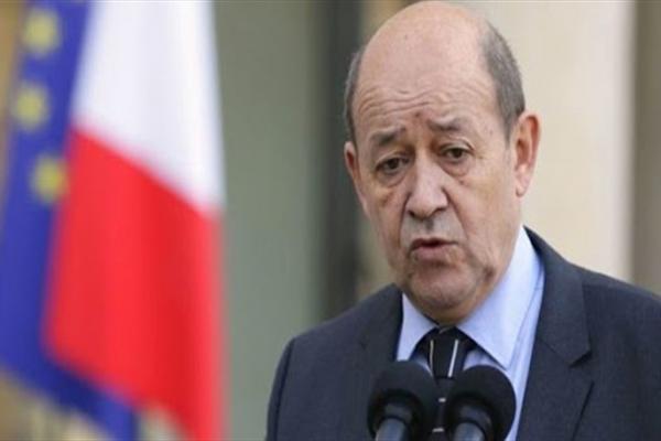 وزير الخارجية الفرنسي: لا يمكن التفريط بسيادة العراق