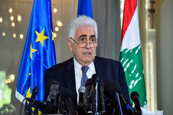 وزير خارجية لبنان المستقيل: لبنان ينزلق للتحول إلى دولة فاشلة
