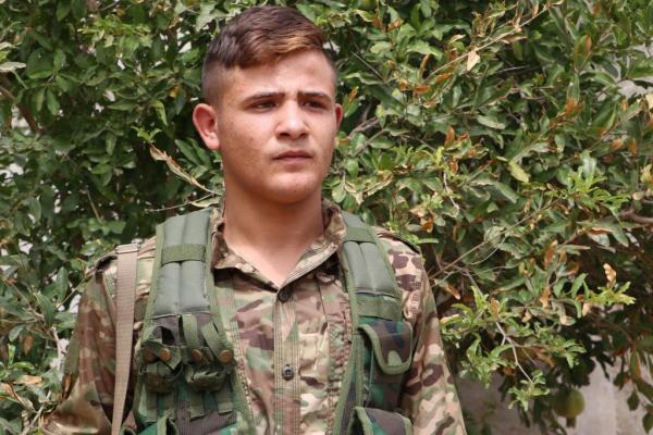 مقاتل من المكون التركماني: الدولة التركية تستغل التركمان