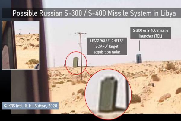 مجلة أمريكية: روسيا بنشرها لصواريخها المتطورة في ليبيا ستغير اللعبة