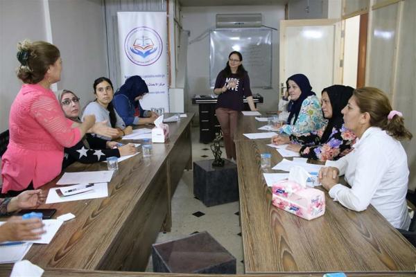 مركز الأبحاث وحماية حقوق المرأة دعم وتمكين للمرأة من الناحية الحقوقية