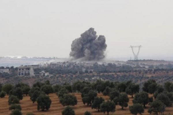 القوات الحكومية تجدد قصفها لجبل الزاوية.. والمرتزقة يعززون مواقعهم