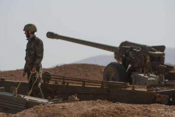 قصف مكثف للقوات الحكومية على أرياف إدلب وحماة واللاذقية