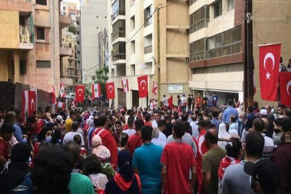 كارثة مرفأ بيروت... فجوة جديدة يطل منها العثمانيون الجدد