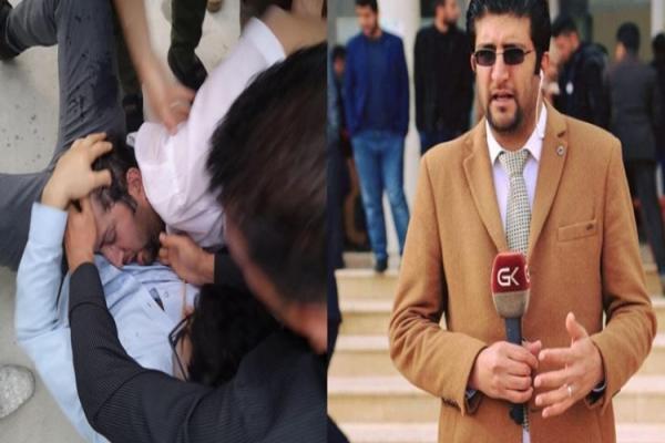 صحفي يفقد حياته خلال تغطية تظاهرة في إقليم كردستان