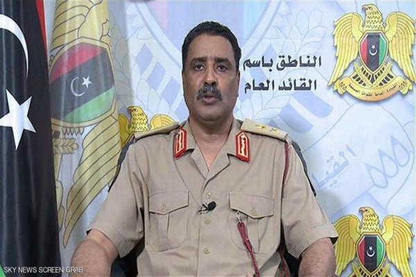 المسماري: بدعم قطري تركيا تنقل مرتزقة من القرن الإفريقي إلى ليبيا