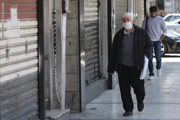 سوريا: تسجيل ٣٠ إصابة جديدة وحالتي وفاة بفيروس كورونا