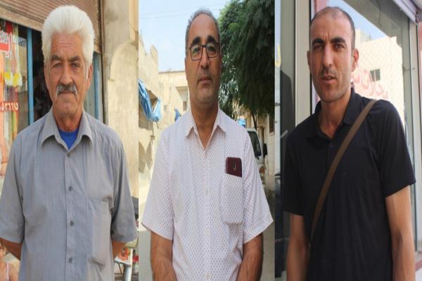 أهالي كوباني: الوحدة الوطنية بداية لحل القضية الكردية
