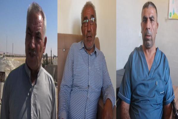 حالات تسمم وتحسس في ريف كوباني الغربي جراء تلوث مياه الفرات
