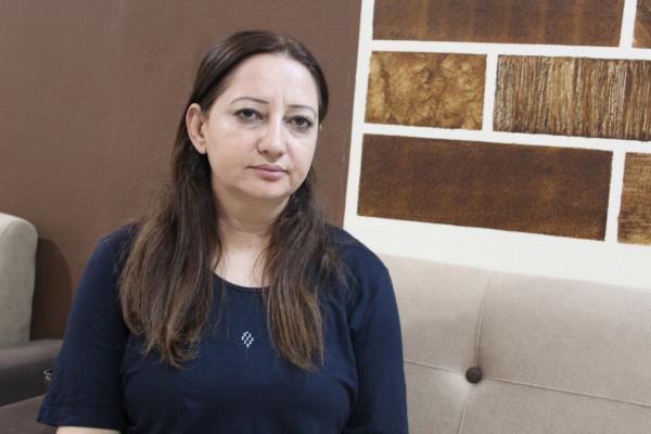 أفين جمعة: تقرير اللّجنة الدّوليّة لا يعادل جزءاً ممّا يحصل بحقّ النّساء في المناطق المحتلّة