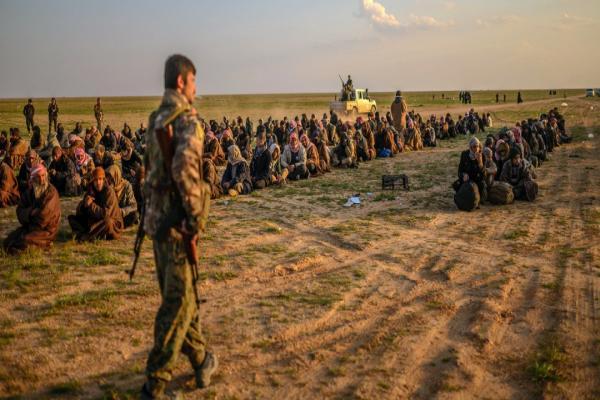 مسؤول أمريكي: داعش يتمدد عالميًّا ويحتفظ بشبكة قوية
