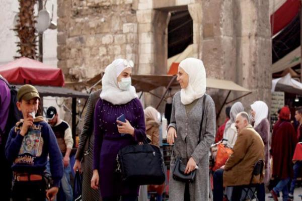 سوريا: ٤٠ إصابة جديدة و٣ حالات وفاة بفيروس كورونا