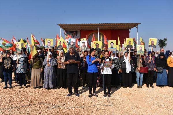 مجلس عوائل الشهداء يدعو المجتمع الدولي إلى القيام بواجبه حيال جرائم تركيا