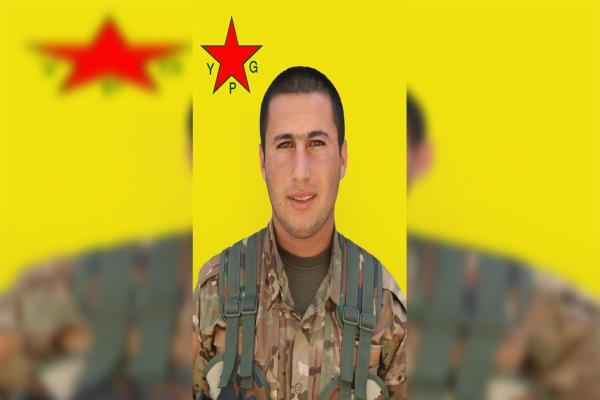 YPG تعلن عن سجل الشهيد آكر كوباني