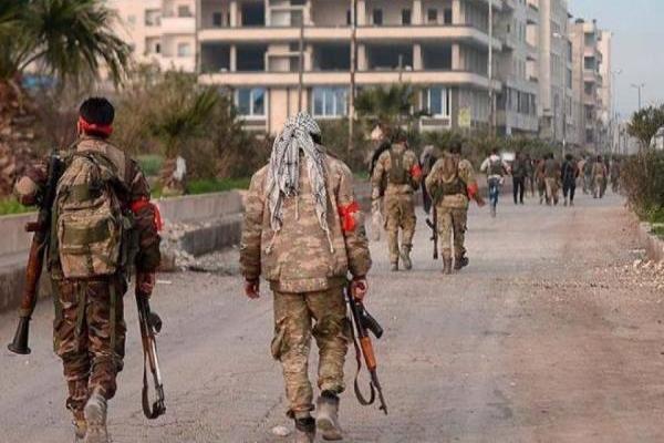 قطر الوجهة الجديدة لمرتزقة الاحتلال التركي السوريين