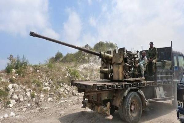 خفض التصعيد.... قصف متبادل بين القوات الحكومية ومرتزقة تركيا