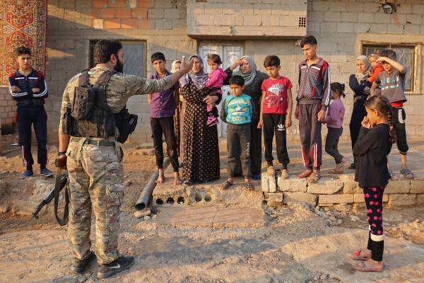 مصدر: اختطاف نساء من عفرين ومستوطنون يعتدون على امرأة