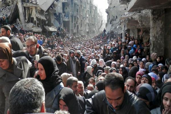 8 سنوات من الأزمة السورية وخسائر تفوق 400 مليار دولار