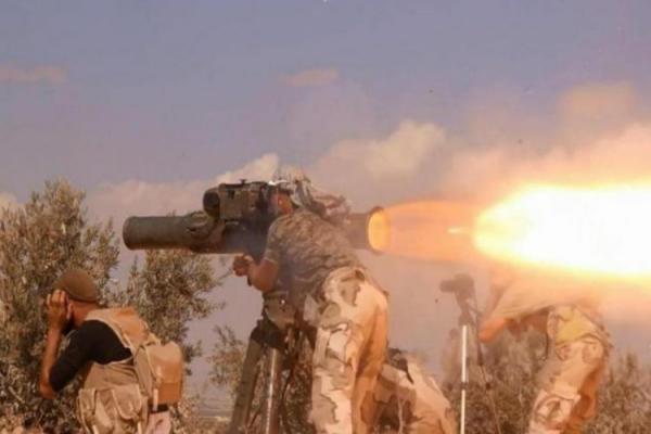 قصف متبادل بين قوات الحكومة والمرتزقة في