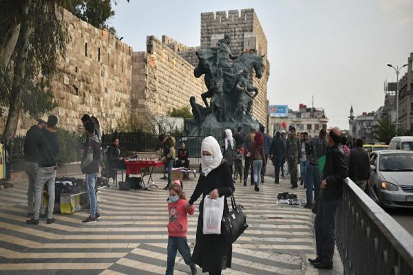 سوريا: ٣٥إصابة جديدة وحالتي وفاة بفيروس كورونا