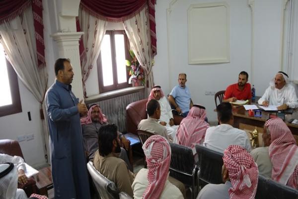 اجتماع للجمعيات الفلاحية في الرقة لمناقشة آلية تسويق القطن