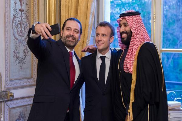 مصادر: ماكرون وبن سلمان يتّفقان على تسمية الحريري رئيساً للحكومة اللبنانية