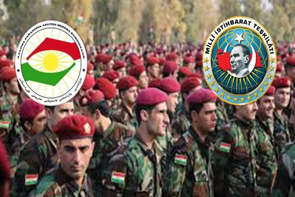 علاقات الميت التركي مع جهاز البارستن يرسخ الاحتلال التركي في باشور كردستان