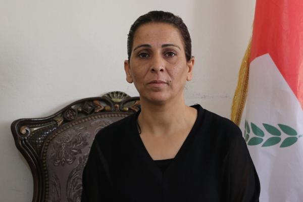 عائشة حسو: على الكرد ان يتحدوا لدعم حملة KCK