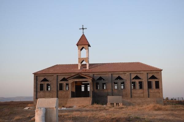 التلاحم الاجتماعي والحياة المشتركة جوّ يسود قرى تجمع الكرد والسريان