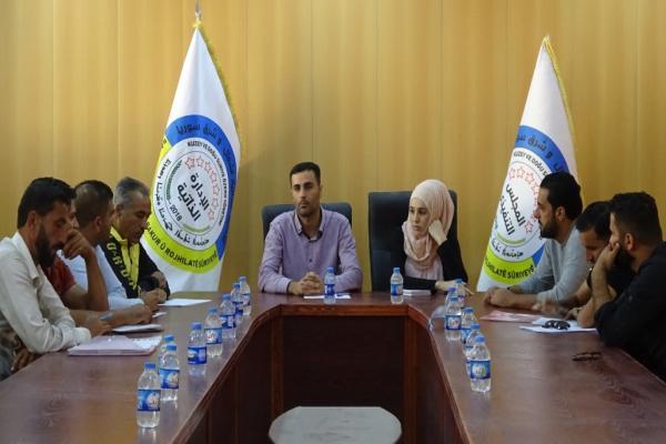 قريبًا... انطلاق دوري بطولة كرة القدم في شمال وشرق سوريا