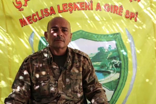 قيادي في مجلس كري سبي العسكري: الدفاع عن مناطقنا هو حقنا المشروع