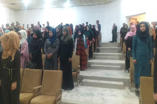 مؤتمر ستار يستذكر المناضلة بريتان عبر اجتماع في تل حميس