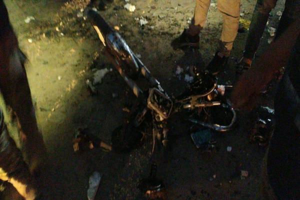انفجار قوي وسط مدينة عفرين المحتلة