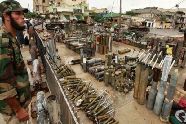 القوات العراقية تقبض على مسؤول حركة ونقل الأسلحة لداعش